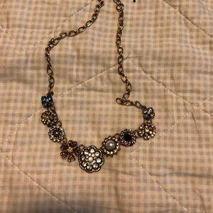 Bon chic necklace